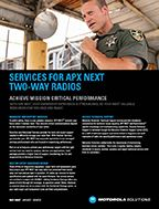 APX NEXT Services Fact Sheet