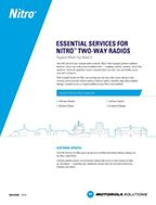 Essential Services for Nitro Devices
