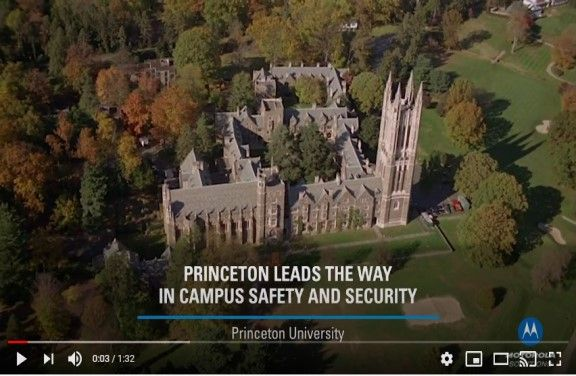 Princeton University: Campus Safety and Security
