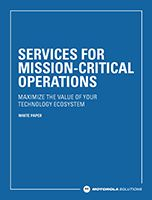 Services for Mission-Critical Operations
