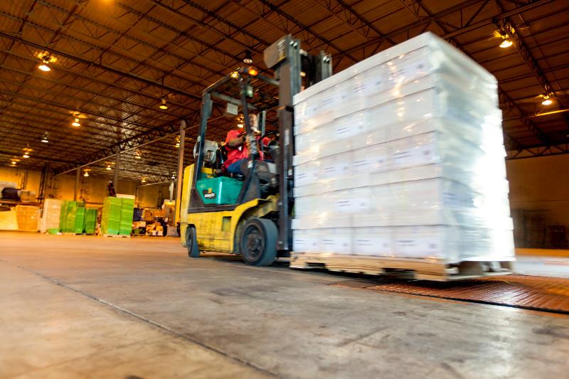 Warehouse and Distribution - Motorola Solutions