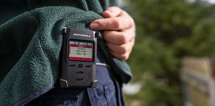 MOTOROLA SOLUTIONS TO PROVIDE NORTH WEST AMBULANCE SERVICE NHS TRUST WITH HIGHLY RELIABLE TETRA TWO-WAY PAGERS