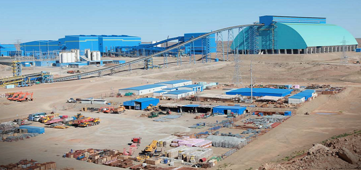 OYU TOLGOI COPPER-GOLD MINE IN MONGOLIA EXPANDS TETRA SYSTEM