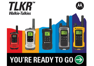 Walkie Talkie Consumer Radios Video