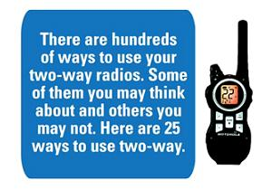 25 Ways to Use Two-way