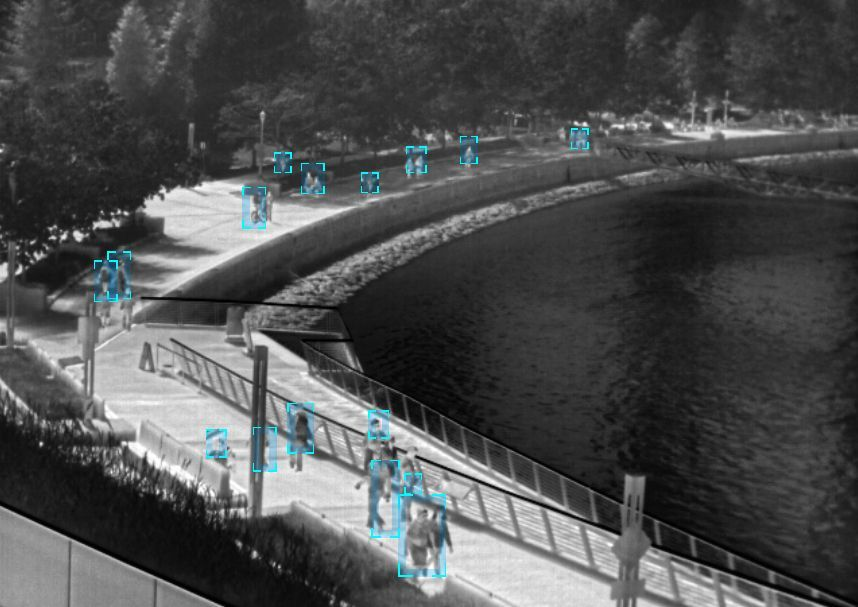 Avigilon_H4_Thermal_Camera_VGA_Footage_Stanley_Park_Seawall