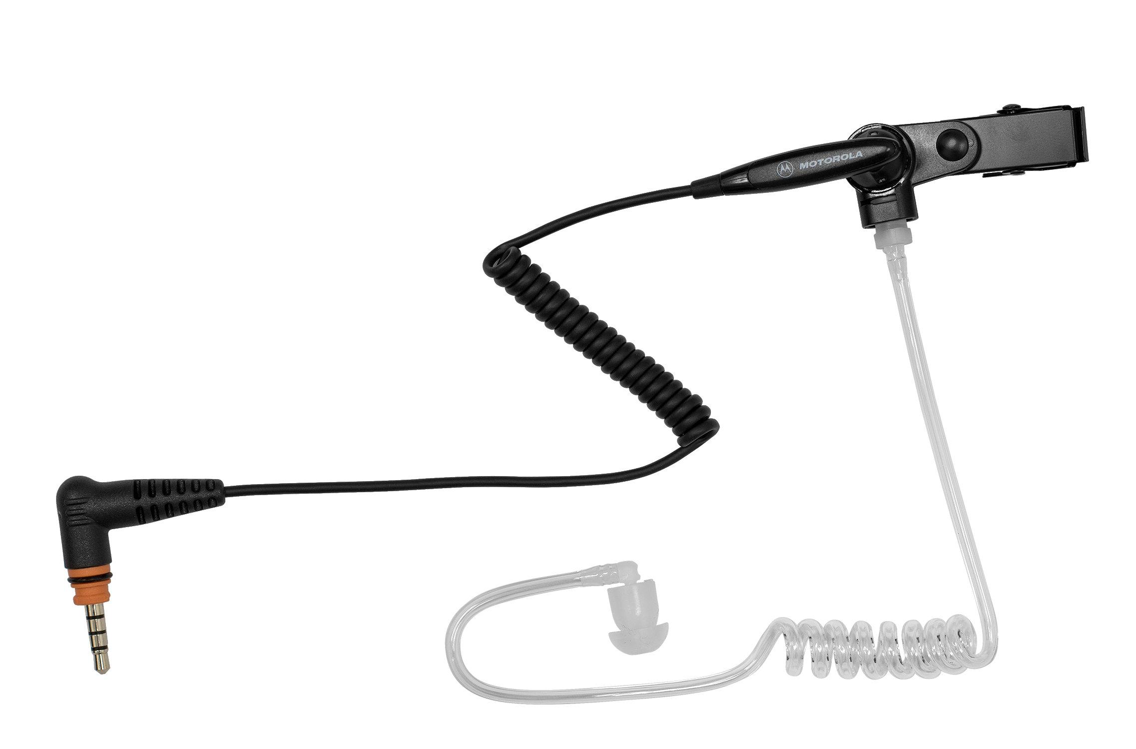 two-way radio earpieces - motorola solutions
