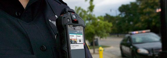 Put our body-worn cameras to the test
