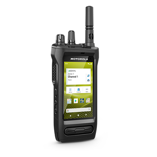 Image of the MOTOTRBO Ion Two-way Smart Radio