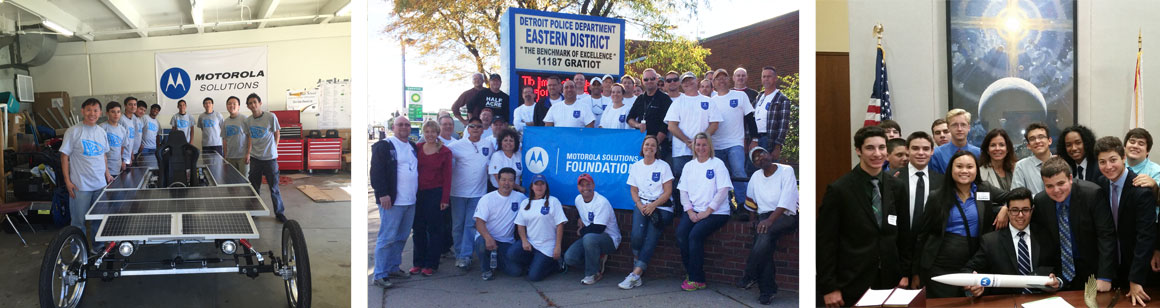 The Motorola Solutions Foundation