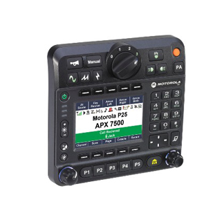 APX™ 7500 Multi-Band Mobile Radio