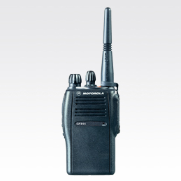 GP344 - Talkie Walkie professionnel compact