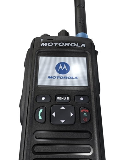 MTP3200 Talkie Walkie professionnel TETRA