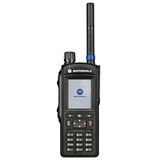 MTP6550 TETRA rugged portable radio