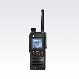 MTP830 S TETRA Portable Two-Way Radio