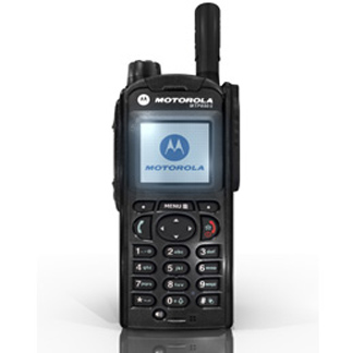 MTP850 S TETRA Portable Two-Way Radio