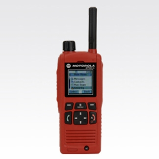 MTP850Ex TETRA ATEX Portable Two-Way Radio