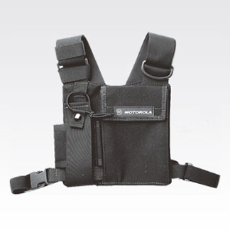 TETRA Shoulder Wearing Devices