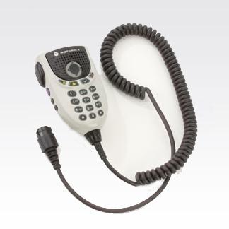 Keypad Microphone (HMN4079) - Motorola Solutions