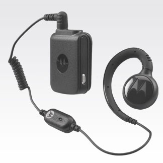 Pod with Earpiece 3-4 R
