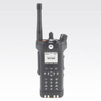 APX™ 6000 P25 Portable Radio