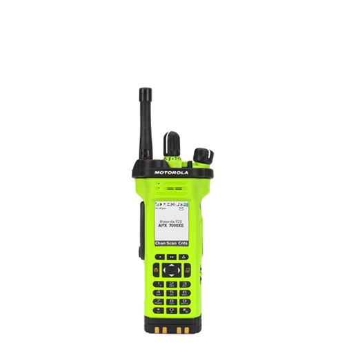 Tennessee - P25 Trunked Radio Systems - Motorola Solutions