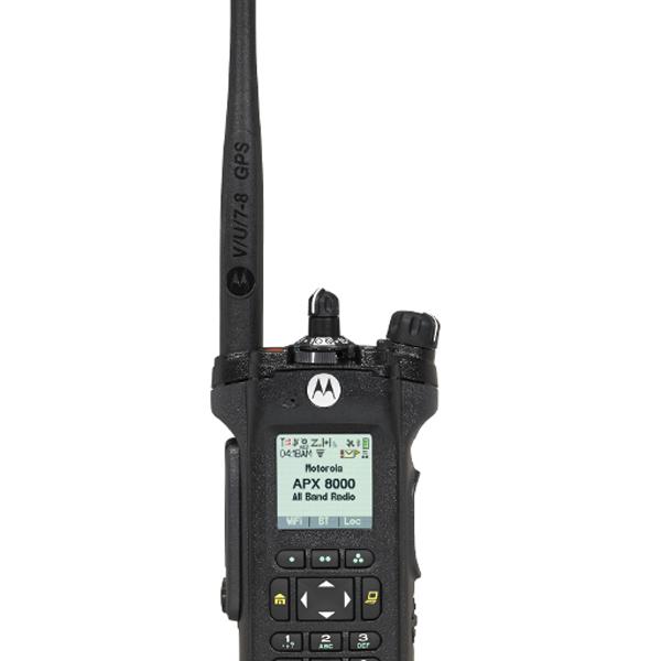 Apx Series P25 Two Way Radios Motorola Solutions Latin