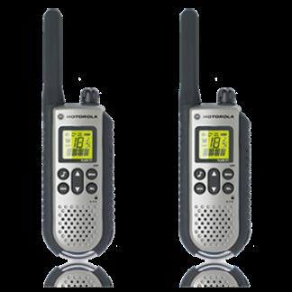 TLKR T7 Walkie Talkie Consumer Radio - Motorola Solutions