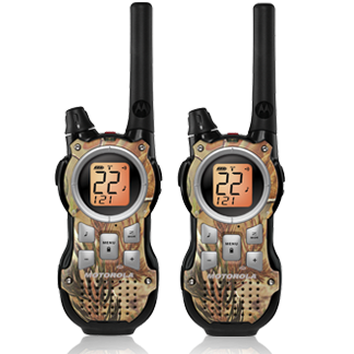 Talkabout MR356R Two Way Radio