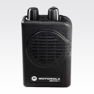 minitor v two tone voice pager motorola solutions rh motorolasolutions com motorola minitor vi pager manual Motorola Minitor 3 Pager
