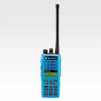GP580 - Talkie Walkie professionnel ATEX