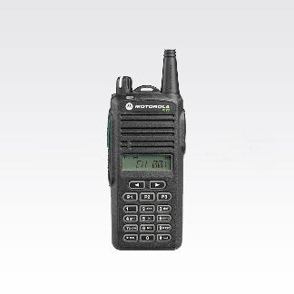 P180 Portable Two-Way Radio