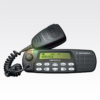 CDM1550·LS+ Mobile Two-Way Radio