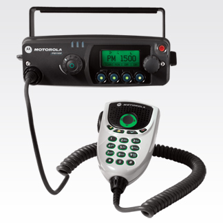 PM1500 Mobile Two-Way Radio