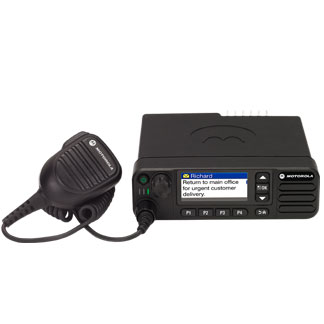 DM4601 Mobile Two-Way Radio