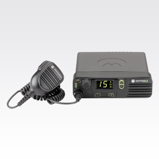 DM3000 Mobile Two-Way Radio