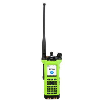 מעולה APX™ 7000 - מכשיר קשר נישא, MULTI-BAND - Motorola Solutions Israel HW-68