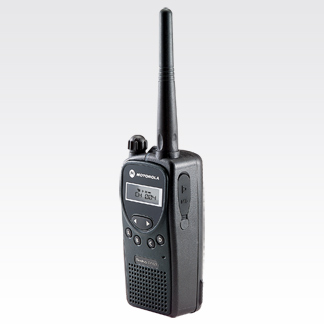 CP125 Portable Two-Way Radio