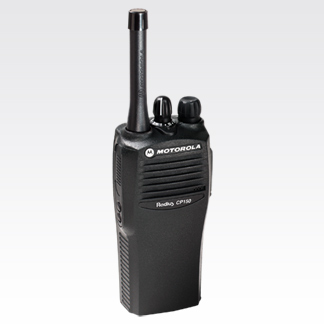CP150 Portable Two-Way Radio