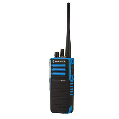 DP4401EX - Talkie Walkie professionnel ATEX VHF/UHF