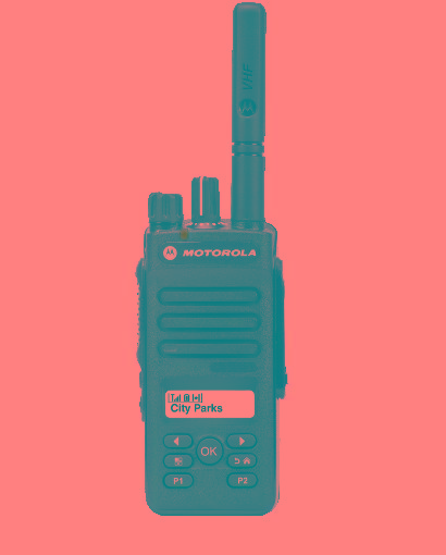 DP2600 Portable Two-Way Radio