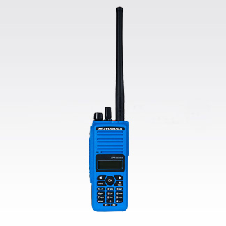 XPR 6580 IS PORTABLE TWO-WAY RADIO