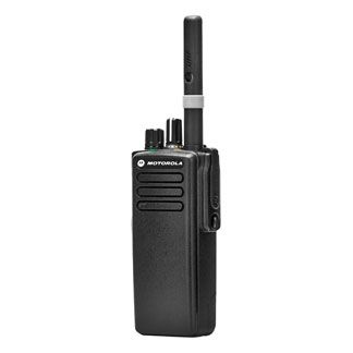 MOTOTRBO DGP 8050/5050 Portable Motorola Two-Way Radio