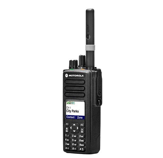 Motorola DP4800/DP4801