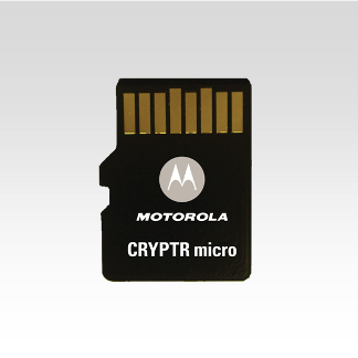 CRYPTR micro Encryption Unit