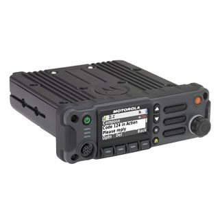 APX 2500 P25 Mobile Radio