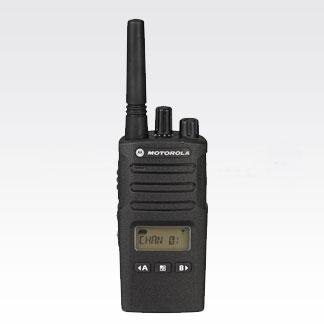 Рация Motorola Solutions XT446 с функцией хэндс фри