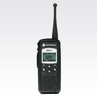 DTR 620™ Digital On-Site Portable Radio - Motorola Solutions