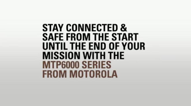 MTP6000 Series Safer Video