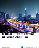 Critical steps to avoid network downtime